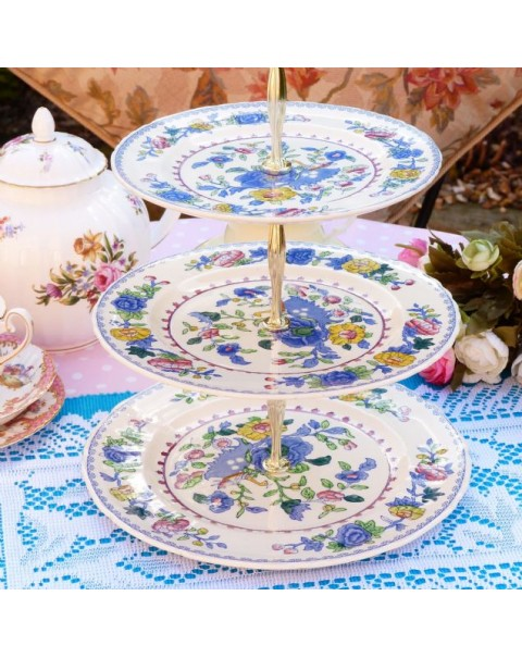 (OUT OF STOCK) MASONS REGENCY CAKE STAND